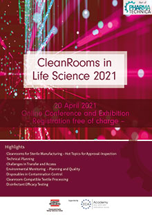 CleanRooms in Life Science 2021
